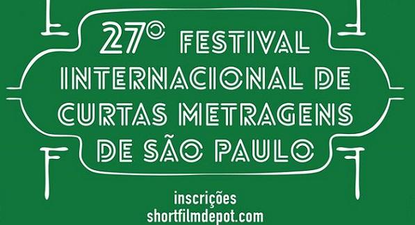 Inscrições para o Festival Internacional de Curtas