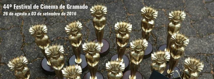 Inscrições abertas para o 44º Festival de Cinema de Gramado