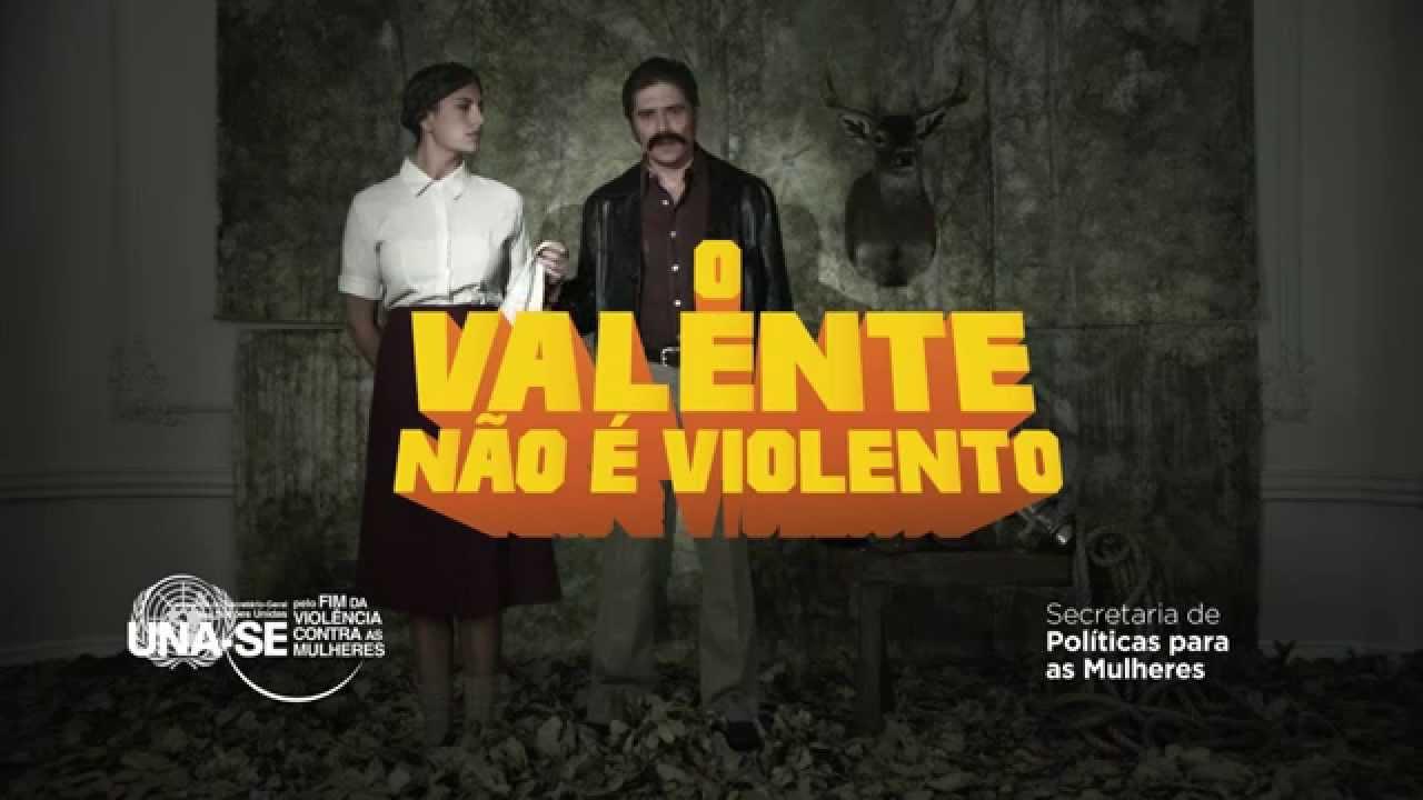 """ONU Brasil lança concurso """"O Valente Não é Violento"""""""